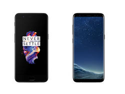 OnePlus 5 vs. Galaxy S8: Does the OnePlus 5 dethrone the S8?