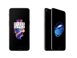 OnePlus 5 vs. iPhone 7 Plus: Apple has even more competition