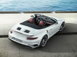 This $182K Porsche 911 Turbo Cabriolet is the epitome of decadence