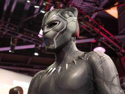 Wow, the costumes from Black Panther look stunning in person