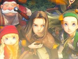 Dragon Quest XI is simply the most gorgeous game in development
