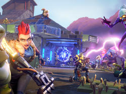 Epic's long-awaited Fortnite is now out - kind of