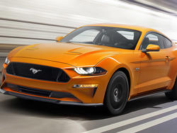 2018 Mustang GT puts the horse back into horsepower