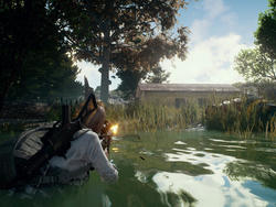 PlayerUnknown's Battlegrounds is now a real game