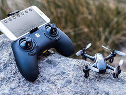 A stealthy and nimble drone for beginners and experts alike