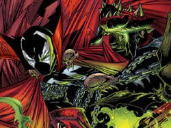 Spawn is headed back to the big screen, and he's bringing McFarlane with him
