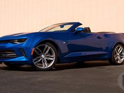 2017 Chevy Camaro: Beauty and power meld perfectly in this hot convertible
