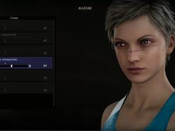 Final Fantasy XV's character creator lets you realize your deepest FF dreams