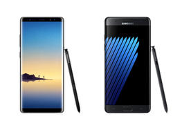 Galaxy Note 8 vs Galaxy Note 7: How much more did Samsung improve its Note line?