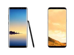 Galaxy Note 8 vs Galaxy S8 Plus: Samsung's best do battle