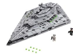 LEGO joins in the Force Friday fun with Last Jedi sets