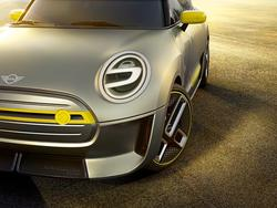 Electric Mini Cooper concept looks like the perfect cruising EV