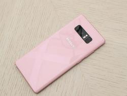 Galaxy Note 8 looks stunning in new Star Pink hue