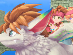 Secret of Mana, one of the most beloved RPGs in history, is getting a remake