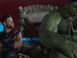 Here's the wild explanation for how Hulk ends up in space in Thor: Ragnarok