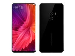 Xiaomi Mi Mix 2 render puts the Galaxy S8 and iPhone 8 to complete shame