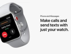 Battery life on the new Apple Watch with LTE is concerning