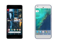 Pixel 2 vs. Pixel: Does a year make a big difference?