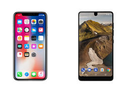 iPhone X vs. Essential Phone: The newbie doesn't stand a chance