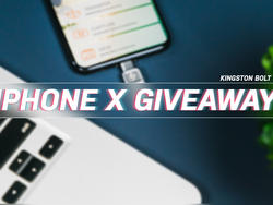 Giveaway: Enter to win Apple's brand new iPhone X!