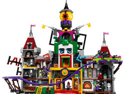LEGO Joker Manor is your must have set for the holidays