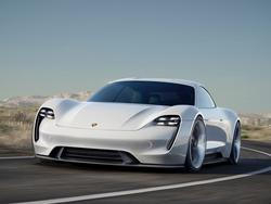 Porsche Caught Testing Taycan Prototype Against Popular Rival