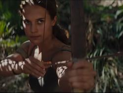 Tomb Raider's first movie trailer reminds us that death isn't an adventure