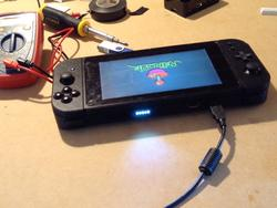This custom-made Nintendo Switch clone plays any game imaginable