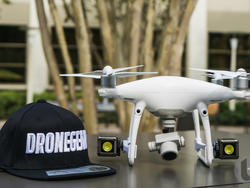 Giveaway: Enter to win DJI Phantom 4 Pro and more!