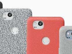 Official accessories for the Google Pixel 2 are here