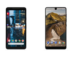 Pixel 2 XL vs. Essential PH-1: Google easily outshines the newcomer