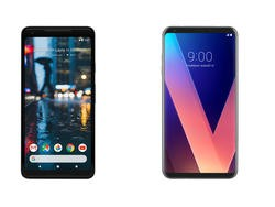 Pixel 2 XL vs. V30: LG's best doesn't stand a chance