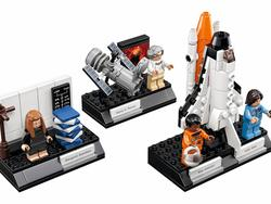 LEGO Ideas Women of NASA set hitting shelves