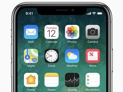 Apple's simple way to showcase the OLED display on the iPhone X