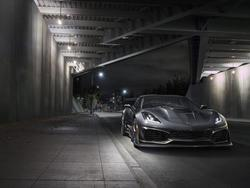 Chevy unveils the powerful Corvette ZR1 with an insane 755 HP