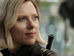 Avengers: Infinity War Concept Art Shows Black Widow Almost Looked Very Different