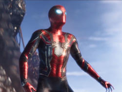 Spider-Man's Suit Almost Looked Even More Epic in Avengers: Infinity War