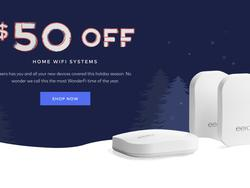 Eero takes $50 off its home WiFi systems for Black Friday