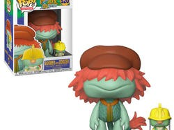 Funko goes down to Fraggle Rock with David S. Pumpkins