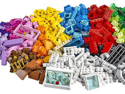 LEGO sets marked down as much as 63% for Cyber Monday