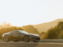 Lexus LC 500 first-drive: Love at first sight