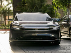 Lucid Air first drive: Lucid Motors takes aim at the luxury EV market