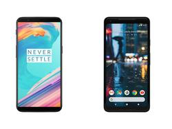 OnePlus 5T vs Google Pixel 2 XL: Can OnePlus compete with Google's best?