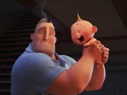 Jack is back in the first teaser for The Incredibles 2