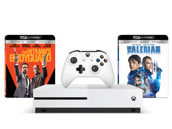 Xbox One S and Valerian Giveaway!