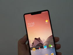 Xiaomi apparently loves the notch on the iPhone X