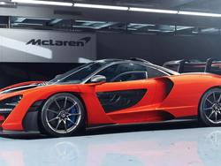 McLaren Senna is a million dollar supercar that's already sold out