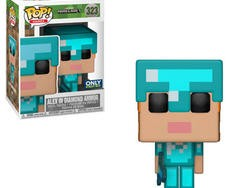 Funko plays some Minecraft while watching the Walking Dead