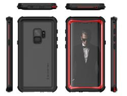 Get another look at the Galaxy S9 in this case