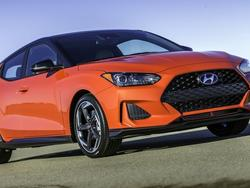 2019 Veloster: Hyundai's oddball hatchback gets a redesign